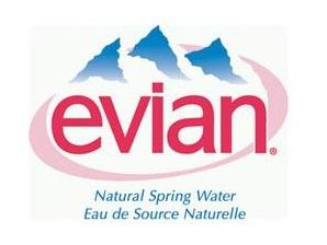 EVIAN Natural Spring Eau de Source Naturelle